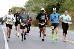 15th Annual County Marathon on Sunday September 30th, 2018